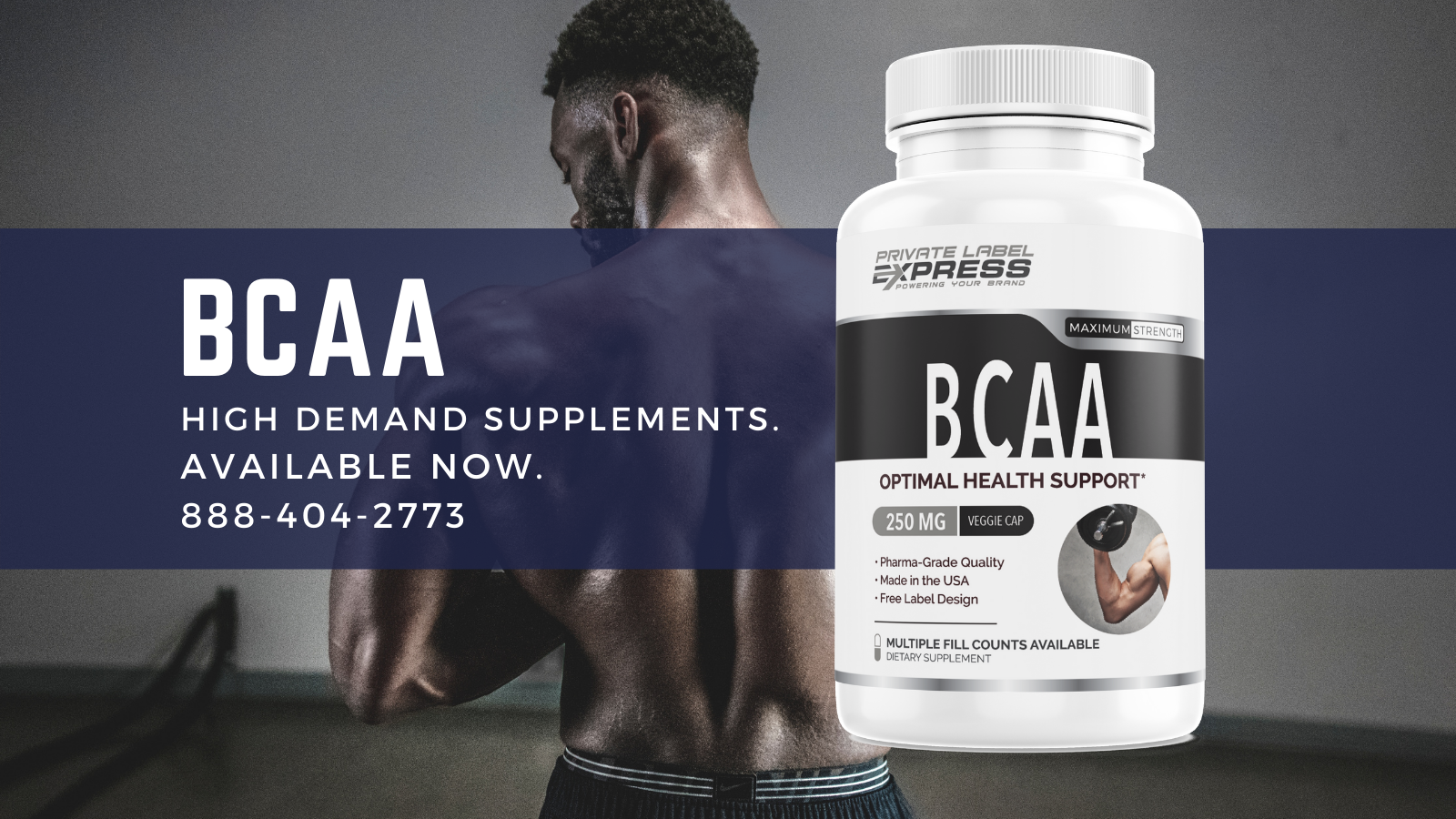 Private Label BCAA Supplements
